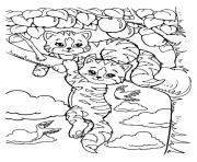 Print tiger lisa frank kittens a4 coloring pages