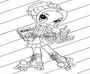 Printable lisa frank free colouring pages a4 coloring pages