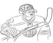 tim thomas nhl hockey sport  coloring pages
