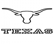 longhorns texas team football sport