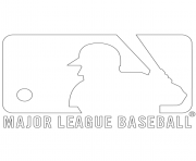 MLB Coloring Pages Free Printable