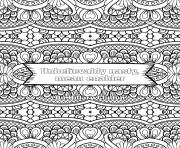 Print donald trump the trump book of insults adult coloring pages