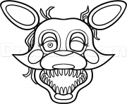 mangle from five nights at freddys 2 fnaf