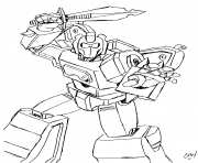 Print transformers 3  coloring pages