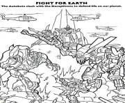 transformers 130  coloring pages