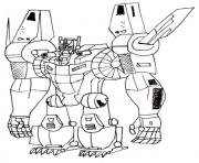 Print transformers 188  coloring pages