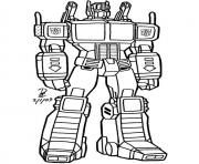 Print transformers 190  coloring pages