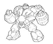 Print transformers 117  coloring pages