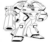 transformers 18  coloring pages