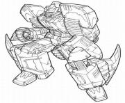 Print transformers 75  coloring pages