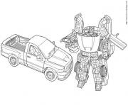 Print transformers 84  coloring pages