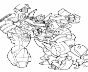 transformers 27  coloring pages