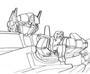 Printable transformers 143  coloring pages