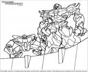 Printable transformers 194  coloring pages