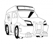 Print transformers 197  coloring pages