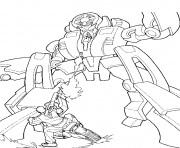 transformers 71  coloring pages