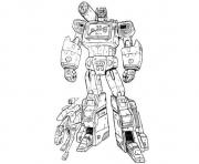transformers 124  coloring pages