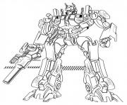 Print transformers 195  coloring pages