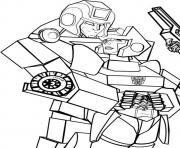 Print Transformers Too Have Emotions a4 coloring pages
