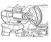 Printable transformers at repairing a4 coloring pages