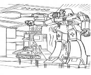 Printable transformers power a4 coloring pages