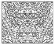 zen anti stress to print 11  coloring pages