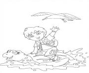 diego 15 coloring pages