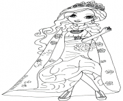 Printable briar beauty legacy day coloring pages