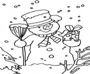 Print winter s print able snowman 11e0 coloring pages