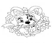 disney christmas 17 coloring pages