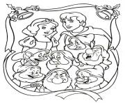 Print disney christmas 3 coloring pages