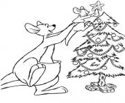 Printable disney christmas 36 coloring pages