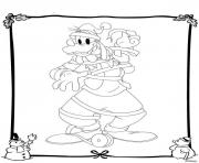 Printable disney christmas 39 coloring pages
