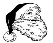 Printable christmas santa claus picture 75 coloring pages
