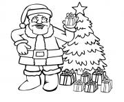 Printable christmas santa claus 69 coloring pages