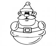christmas santa claus 54 coloring pages