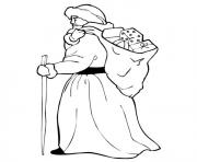 christmas santa claus 59 coloring pages