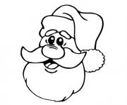 christmas santa claus 55 coloring pages