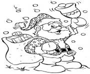 christmas santa claus 77 coloring pages