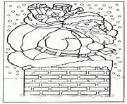 Printable christmas santa claus 27 coloring pages