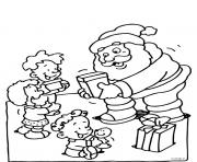 Printable christmas santa claus 72 coloring pages