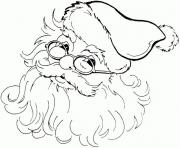 Printable original christmas santa claus 22 coloring pages