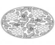 Print mandala christmas 26 coloring pages