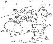 christmas for kids 36 coloring pages