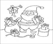 Printable christmas for kids 02 coloring pages