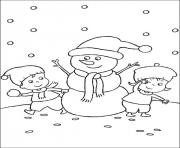 Print christmas for kids 04 coloring pages