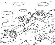 Printable christmas for kids 14 coloring pages