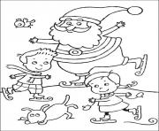 Printable christmas for kids 22 coloring pages