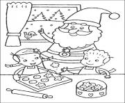 Printable christmas for kids 24 coloring pages