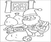 Printable christmas for kids 26 coloring pages